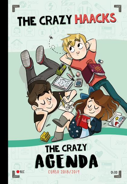 AGENDA THE CRAZY HAACKS
