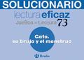 GATO, SU BRUJA Y EL MONSTRUO, 2 EDUCACIÓN PRIMARIA. SOLUCIONARIO