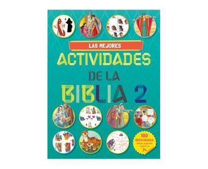 MEJORES ACTIVIDADES DE LA BIBLIA 2 A PARTIR DE 7 AÑOS,LAS