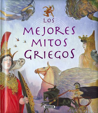 LOS MEJORES MITOS GRIEGOS.