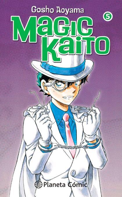 MAGIC KAITO Nº 05/05 (NUEVA EDICIÓN)