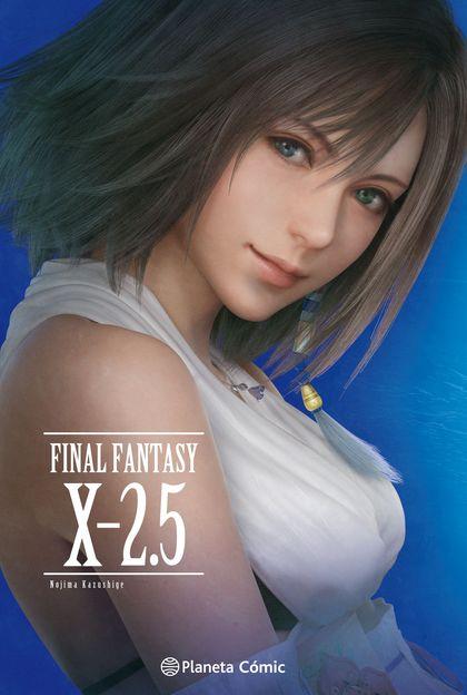 FINAL FANTASY X 2.5 (NOVELA)                                                    ON THE WAY TO A