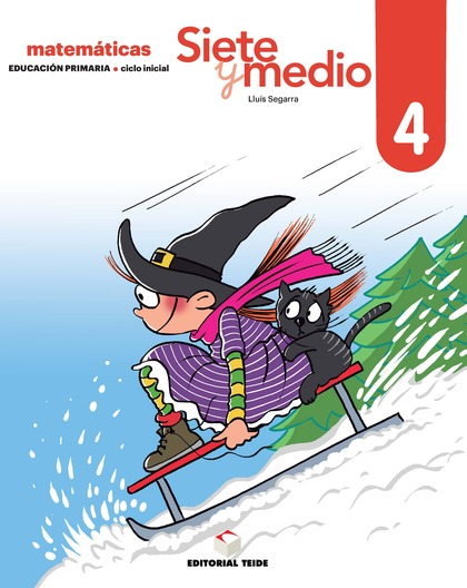 SIETE Y MEDIO. CUADERNO 04 (ED. 2019).