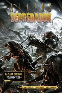 ALIENS VS DEPREDADOR.LA SAGA ORIGINAL 3.. ULTIMO NÚMERO