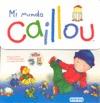 CAILLOU: MI MUNDO. MALETÍN CON 6 CUENTOS..