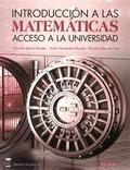 INTRODUCCIÓN A LAS MATEMÁTICAS : ACCESO A LA UNIVERSIDAD