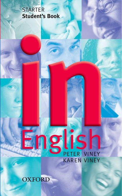 STARTER STUDENT BOOK IN ENGLISH
