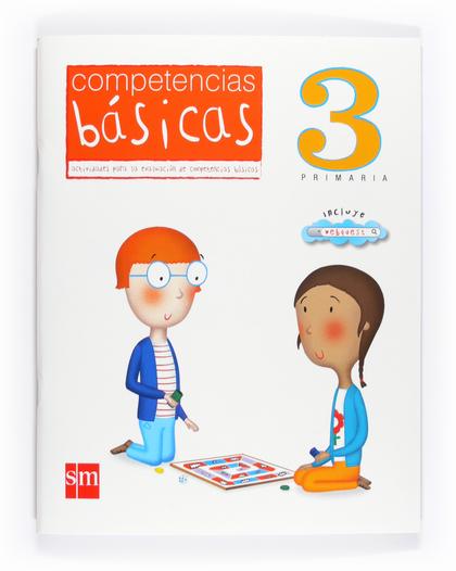 COMPETENCIAS BÁSICAS, 3 EDUCACIÓN PRIMARIA, 2 CICLO