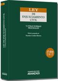 LEY DE ENJUICIAMIENTO CIVIL : Y OTRAS NORMAS PROCESALES