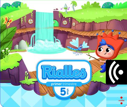 CRD PROFESSOR. RIALLES. 5 ANYS.