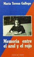 MEMORIA ENTRE EL AZUL Y EL ROJO.
