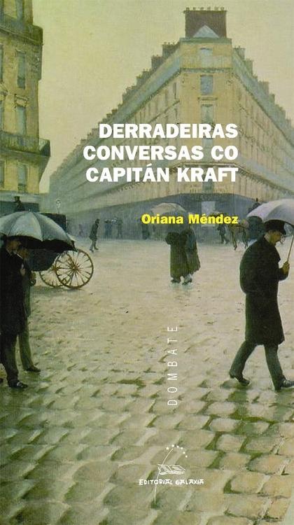 DERRADEIRAS CONVERSAS CO CAPITÁN KRAFT