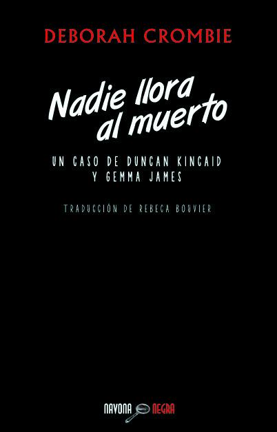 NADIE LLORA AL MUERTO.
