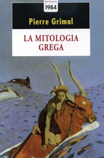 LA MITOLOGÍA GRECA