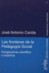 FRONTERAS PEDAGOGIA SOCIAL