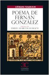 POEMA DE FERNAN GONZALEZ.