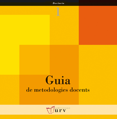 GUIA DE METODOLOGIES DOCENTS