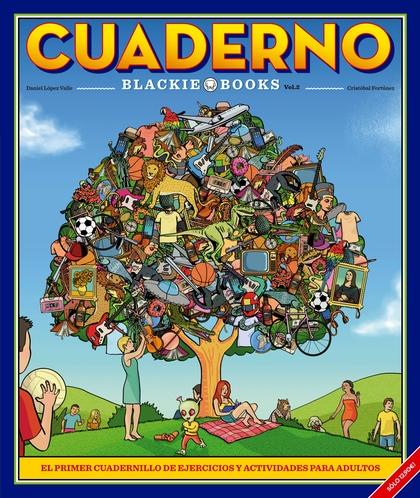 CUADERNO BLACKIE BOOKS 2.