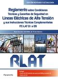 RLAT REGLAMENTO CONDICIONES TECNICAS Y GARANTIAS SEGURIDAD.