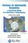 SISTEMAS DE INFORMACIÓN GEOGRÁFICA Y LOCALIZACIÓN ÓPTIMA DE INSTALACIONES Y EQUI.