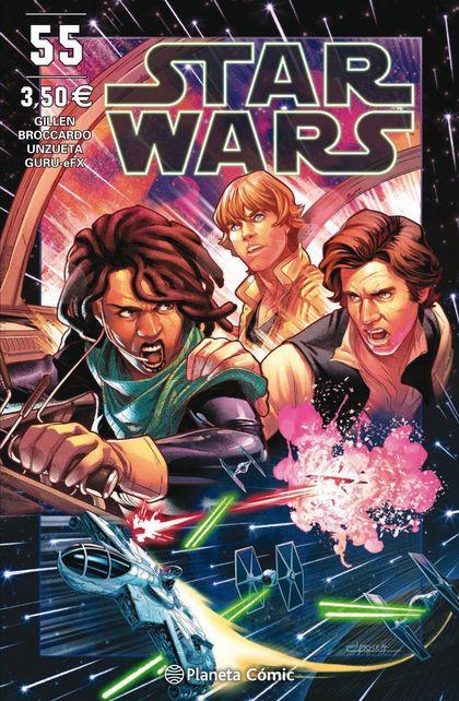 STAR WARS Nº 55