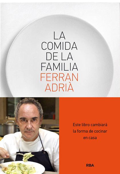LA COMIDA DE LA FAMILIA.