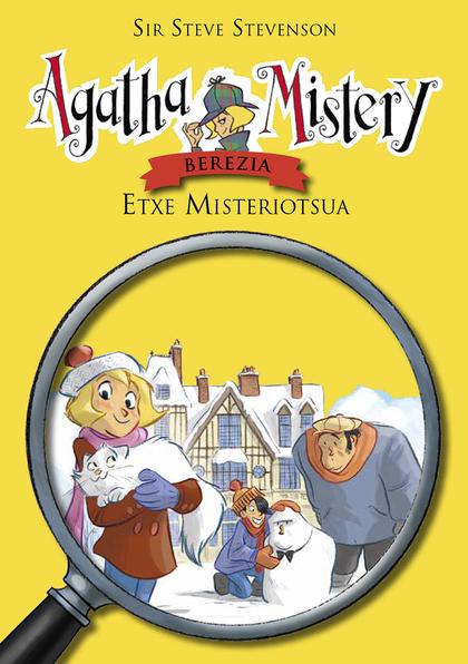 ETXE MISTERIOTSUA. AGATHA MISTERY