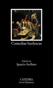 COMEDIAS BURLESCAS DEL SIGLO DE ORO.