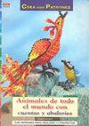 ANIMALES DE TODO EL MUNDO CON CUENTAS Y ABALORIOS