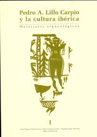 PEDRO A. LILLO CARPIO Y LA CULTURA IBERICA                                      MATERIALES ARQU