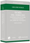 TEORÍA DEL DERECHO. FUNDAMENTOS DE TEORÍA COMUNICACIONAL DEL DERECHO.