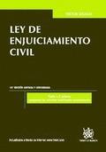 LEY DE ENJUICIAMIENTO CIVIL : ANOTADA Y CONCORDADA
