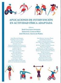 APLICACIONES DE INTERVENCION EN ACTIVIDADES FISICA ADAPTADA.