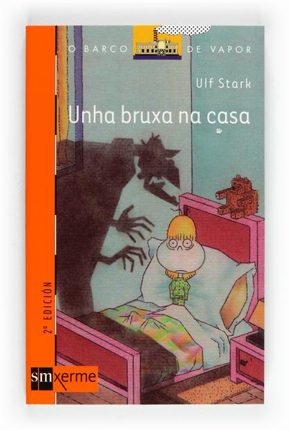 UNHA BRUXA NA CASA