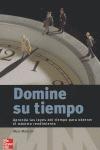 DOMINE SU TIEMPO