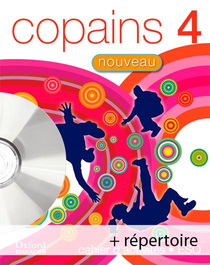 COPAINS NOUVEAU, 4 ESO CAHIER