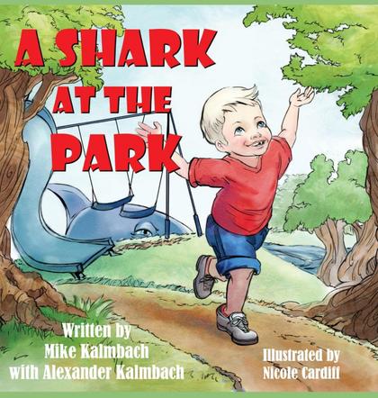 A SHARK AT THE PARK