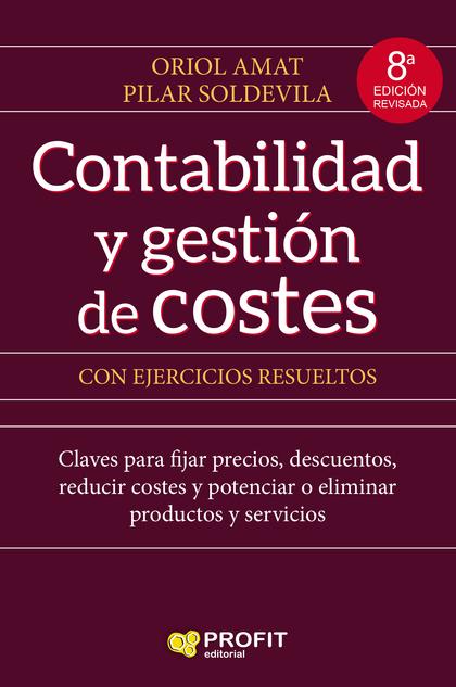 CONTABILIDAD Y GESTION DE COSTES.