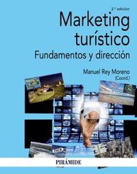 MARKETING TURÍSTICO                                                             FUNDAMENTOS Y D