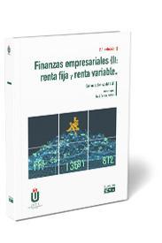 FINANZAS EMPRESARIALES (I): RENTA FIJA Y RENTA VARIABLE.
