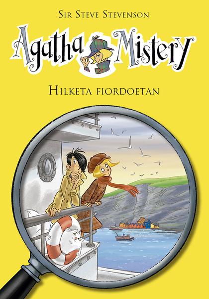 AGATHA MISTERY: HILKETA FIORDOETAN.