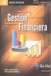 GESTIÓN FINANCIERA (GRADO SUPERIOR).