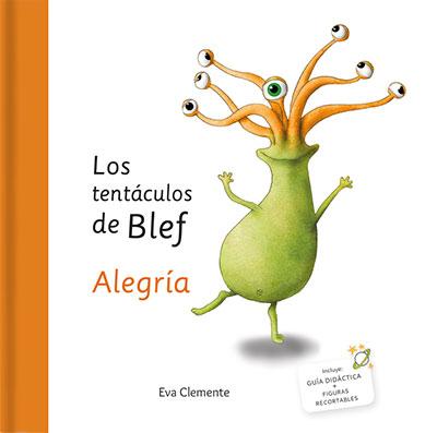 MUÑECO BLEF + LOS TENTACULOS DE BLEF-ALEGRIA.
