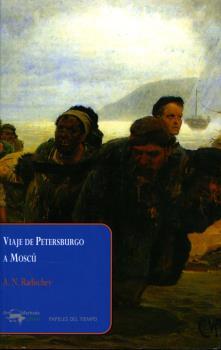 VIAJE DE PETERSBURGO A MOSCÚ