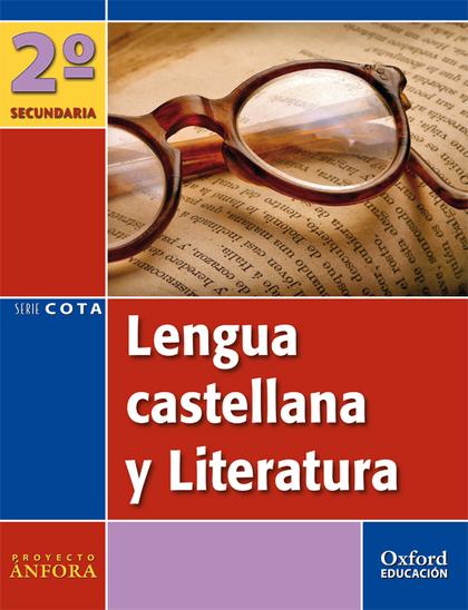 PROYECTO ÁNFORA, LENGUA Y LITERATURA, 2 ESO (ANDALUCÍA)
