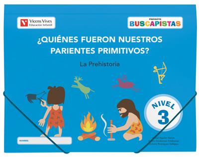 BUSCAPISTAS N-3 ¿QUIENES FUERON NUESTROS...(P5).