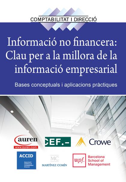 Informació no financera