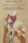 DON MISTERIO JUAN PABLO II
