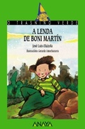 A LENDA DE BONI MARTÍN