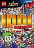 1001 ADHESIVOS HEROES VS. VILLANOS
